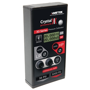 Crystal Pressure Calibrators IS33-36/3000PSI