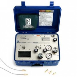 Ralston Nitrogen Calibration Sources NPAK-2FBA-6-3